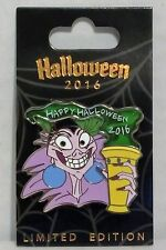 Disney Happy Halloween 2016 Yzma Emperors New Groove Stained Glass Pin LE 3000