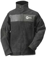 Flame-Resistant Jacket,Gray,Size 3XL 273217