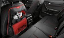BMW FACTORY ORIGINAL IN CAR SEAT BACKREST POCKET STORAGE BAG 52122219889