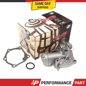 GMB Water Pump for 04-12 Mitsubishi Eclipse Galant Lancer Outlander 2.4