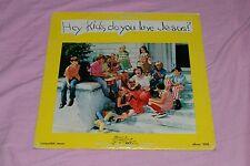 Hey Kids, Do You Love Jesus? 1972 Net Records - FAST SHIPPING!!