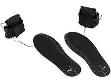 !NEU!! Beheizbare Einlegesohlen Heizsohlen Schuhheizung Schuheinagen Schuhwärmer
