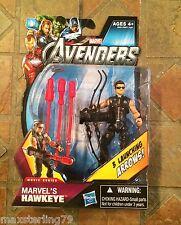 Marvel Universe Avengers HAWKEYE figure Jeremy Renner Movie Series