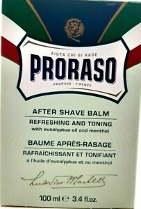 Proraso After Shave Balm Green Refresh 100ml