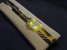 CUSTOM SABER BAGS  PROTECT LIGHTSABER  DAMAGE, TRANSPORT GOLD REPUBLIC CHROME