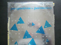 PERSPECTIVES IN PERCUSSION Vol 1  lp vinyl record album