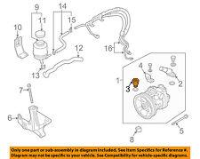 SUBARU OEM 03-08 Forester Steering-Power Steering Pump Connector 34431SA010