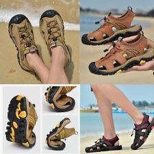 Summer Men's Adventurous Sandals Beach Sport Shock Absorption Shoes Hiking