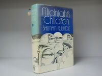 Salman Rushdie - Midnight's Children - 1st Edition 3rd Print - 1981 (ID:818)