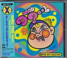 Dance Pool Vol.1 - Super Hits Collective - CD (Sony SRCS7395/6 Japan)