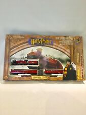"""Harry Potter Electric Train Set, """"The Hogwarts Express"""" by Bachmann"""