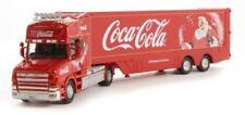 Coches, camiones y furgonetas de automodelismo y aeromodelismo color principal rojo, Coca-Cola