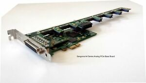 Sangoma A40304DE 6FXS 8FXO analog card w/ EC HW - PCIe