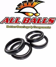 Suzuki RGV250 1989 to 1996 Fork Oil Seal & Dust Seals Kit, By AllBalls Racing