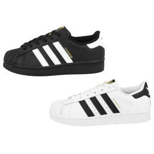 Adidas Superstar C Unisex Kinder Sneaker low Turnschuhe Sportschuhe