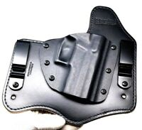 HLH Kydex & Leather hybrid IWB right hand Holster for SIG SAUER P228 P225 P229