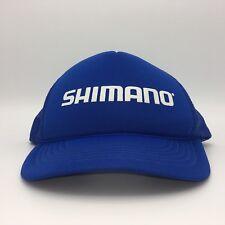 Shimano Kappe Royal Blue SHRBCAP01 Blau