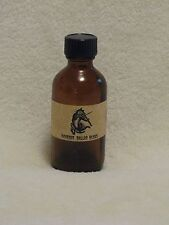 Arcana Soaps Perfume Oil 'Murder Ballad Blues' 4oz Collector Bottle Almost Empty