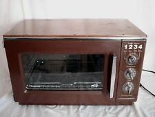 Vintage TOASTMASTER Convection Oven Broiler Toaster Bake Model 7060A