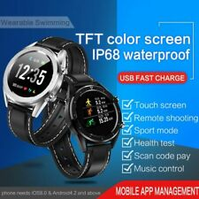 Smart Watch Bluetooth Android/IOS Phones 4G Waterproof GPS Touch Screen Sport