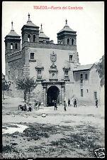 Espagne . espana . Toledo . puerta del Cambron