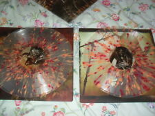 KREATOR -DYING ALIVE- AWESOME HARD TO FIND LTD EDITION 2 X VINYL LP SPLATTER MT