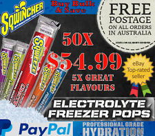 Sqwincher® Sqweeze Ice Blocks 50x pack - FREE POSTAGE