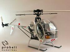 Hughes 300C - Rumpfbausatz für T-Rex 450 oder andere 450er Helikopter