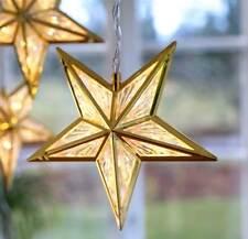 Advents und weihnachtssterne aus kunststoff g nstig kaufen ebay - Led baumspitze stern ...