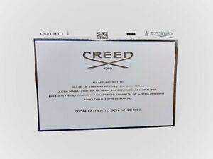 CREED AVENTUS FOR HER 2.5 ML SAMPLE VIAL ON CARD