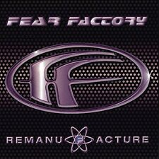 Fear Factory Remanufacture CD NEW SEALED 1997