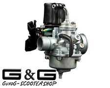 Carburatore 19mm E-Choke per Minarelli Yamaha MBK ATU CPI Keeway Generic QJ