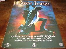 FELIX GRAY - PUBLICITE DON JUAN !!!!!!!!!!!!!