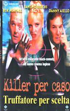 KILLER PER CASO TRUFFATORE PER SCELTA  (1998) VHS  Mikado