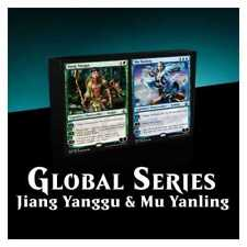 MTG Global Series Double 60 card Decks Jiang Yanggu & Mu Yanling SEALED