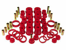 Prothane 1984-2001 Jeep Cherokee Complete Suspension Bushing Inserts Kit (RED)