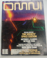 Omni Magazine The Soviets' Space Station September 1986 061615R