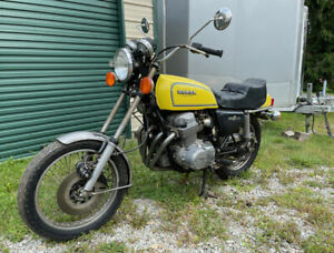1975 Honda CB750F CB750F Rolling Project