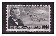 1955  PASCOLI  -  STELLE SECONDO TIPO    NUOVO **