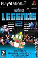 Taito Legends 2 (Sony PlayStation 2, 2006) PS2