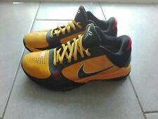 Nike Zoom Kobe V Bruce Lee US 8 - Original 2010 edition
