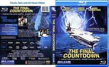 The Final Countdown ~ New Blu-ray ~ Kirk Douglas, Martin Sheen (1980)