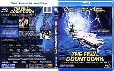 The Final Countdown ~ New Blu-ray ~ Kirk Douglas, Martin Sheen (1980)