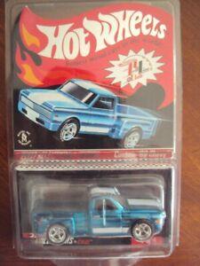 Hot Wheels 2007 RLC sELECTIONs Series Custom '69 Chevy, MOC