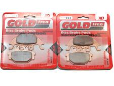 Goldfren Brake Pads Front For Cpi XS 250 Quad 2006-2009