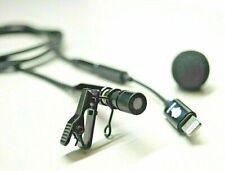 Microphone for iPhone 7 , iPhone 8, iPhone X, iPhone 11, Uni-directional 2 metre