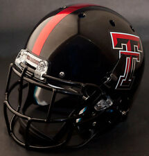 TEXAS TECH RED RAIDERS Football Helmet