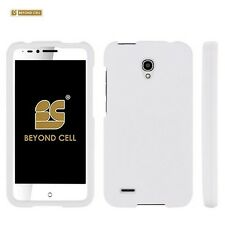 Beyond Cell Protective Case For Alcatel One Touch Conquest 7046T White