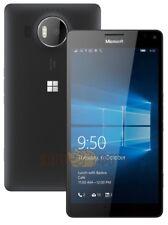 Brand New Microsoft Lumia 950 XL DS 32GB 4G Black smartphones DualSIM Windows 10