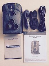Camera LTL5210A Wild Trail Camera 940nm+8G SD For Monitoring hunting targets